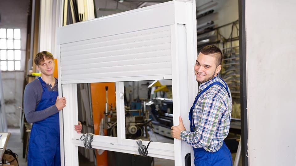 fabrication volet pvc belgique